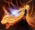 NARUTO - WILL OF FIRE by TSABER