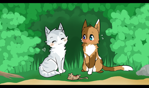 WoBS: Spending time with those you love~ by Eeveelutions95