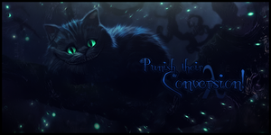 Cheshire Cat by xDeadWinter