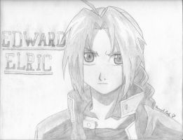 Edward Elric by Serenity-Within