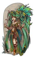 Nymph from Sylvan by Yersey