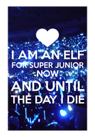 Super Junior + E.L.F. Forever by ELFMirini