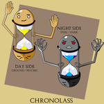 Fakemon: CHRONOLASS by ruanness