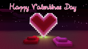 MineCraft V-day by MyHysteria