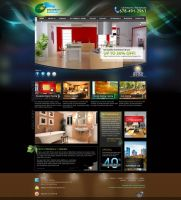 interior decorator's web site by vinoyd