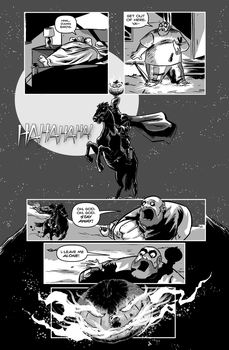 Gift of the Horseman Page 3 by RayGoldfield