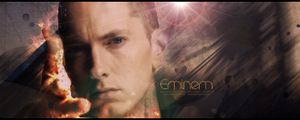 Eminem Signature by Retr0Dud3