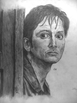 The 10th Doctor :/ by QuirinusQuirrell