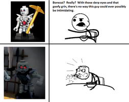 Cereal Guy on Bonezai by PeabodySam