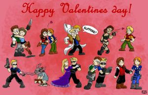Valentines day gifts by Raax-theIceWarrior