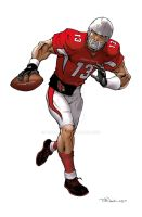 Kurt Warner by ToddNauck