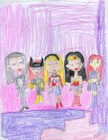 That's what superhero girls do! by Kelseyalicia