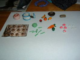 fimo food 6 by magentacolouredtears