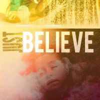 Just Believe CD Cover Cncpt 5 by madetobeunique