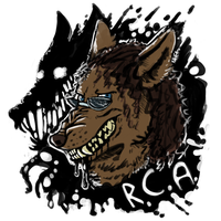 HallowBadge: RCA by Mongrelistic