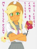 ore no imouto pony by Mihaaaa