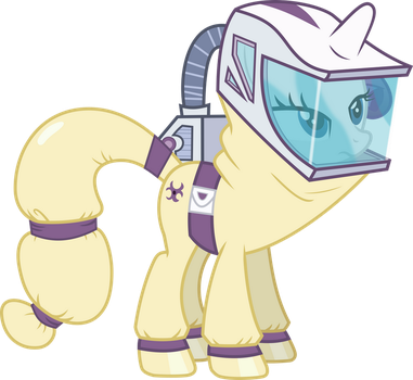 Rarity in protection suit by dasprid