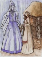 Heydrich lady of the mist - unexpected invitation by hello-heydi