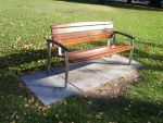 Bench by crimsonphotostock