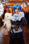 Steampunk Ami Mizuno X by scentless-flower