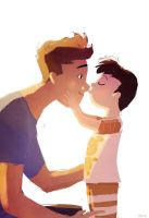 Bisou Daddy by PascalCampion