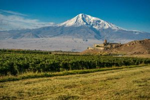 Ararat - hystorical mountain by Rikitza