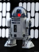 Freebie: R2-D2 Iray Material Preset (DAZStudio4.8) by Edheldil3D