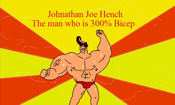 Jonathan Joe Hench by Catman-232