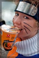 Naruto, King of Ramen by twinfools