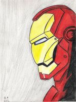 Iron-Man by Turock-X