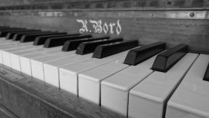 Piano of childhood by FreedomSoja