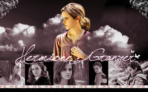 Hermione Wallpaper 2 by DefyingGravityxoox