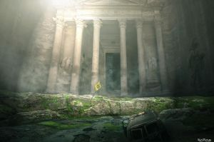 Temple of the Light by noro8
