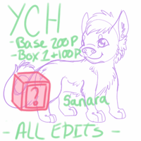 YCH Animation! :: Flat Price :: Open by Sanara1