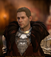 Cullen Rutherford by elyhumanoid