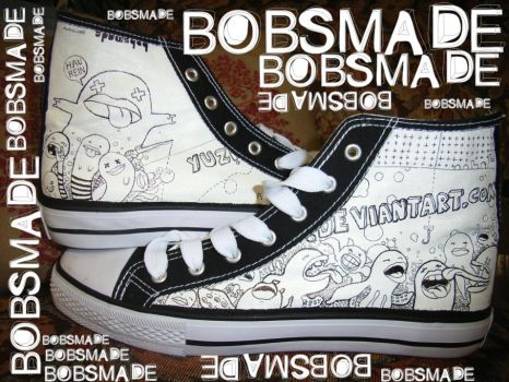 commission: Shoes for YUZI by Bobsmade
