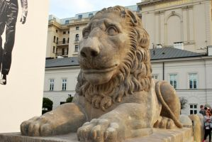 Warsaw. lion part 2 by Nema1n