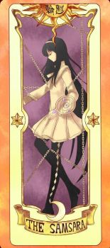 Homura Card by MissNellie