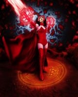 Scarlet Witch's HEX by AnaAesthetic