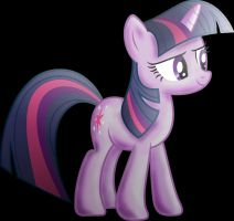 Twilight Sparkle :GIMP First Attempt: by Trollestia-IV