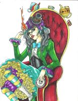 mad hatter by Mmystery