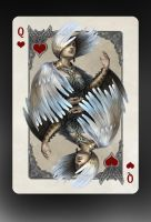 Queen of Hearts by gerezon