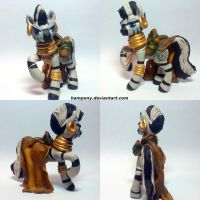 Zecora by HamPony by HamPony