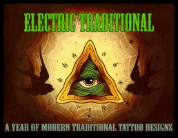 Electric Traditional Calendar by monkeydeathcult