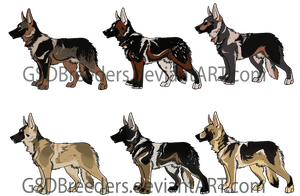 GSD Puppy Draw-to-Adopts-OPEN by GSDBreeders