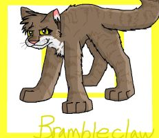 Brambleclaw by GingerFlight
