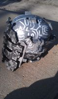 Dead Space Unitology Helmet  Left by I-EAT-SOULS