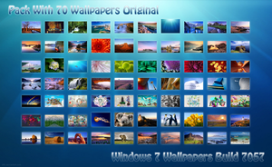 Windows 7 Wallpapers 7057 by rflfn