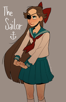 The Sailor by onone-chan