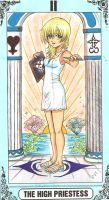 Namine:The High Priestess by ClaireRoses